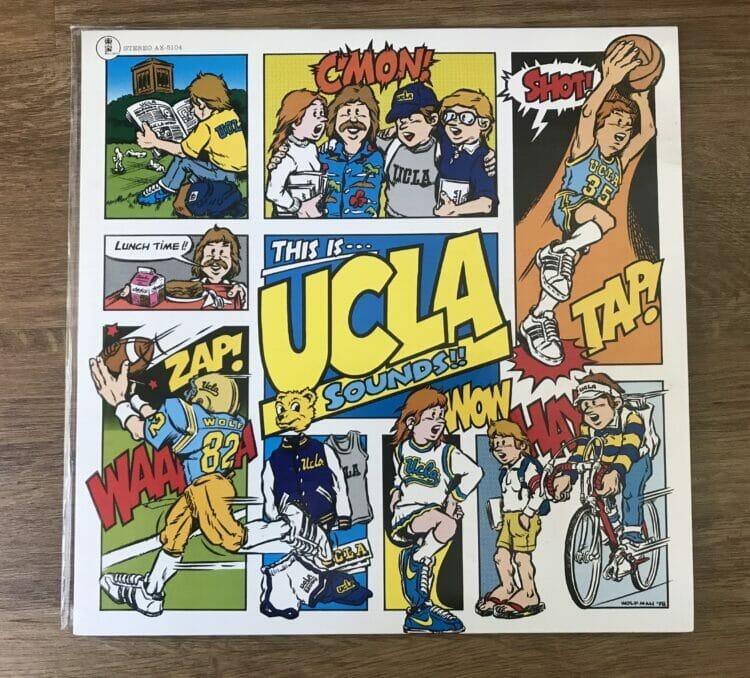 ポパイ作? UCLAのサウンドスケープレコード。