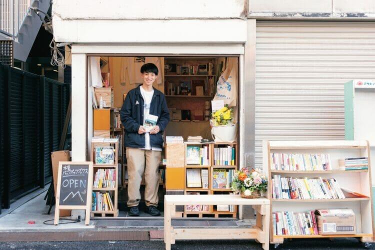 これから普段使いしたい新しい店。/ 代田橋 バックパックブックス