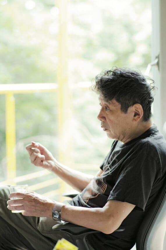 50 Questions with Tadanori Yokoo