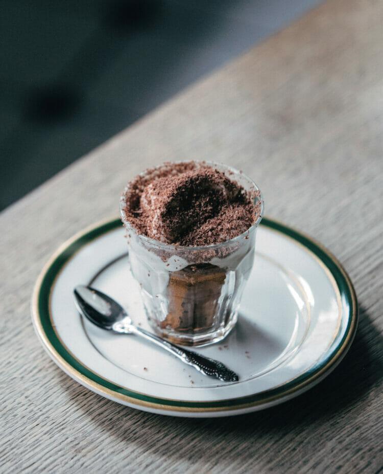 食後の一杯の代わりに、コーヒーのデザートが作れたらいいな。