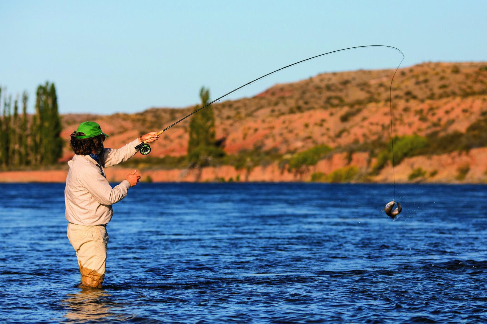 釣るだけが釣りの楽しみではない。 – FLY FISHING –