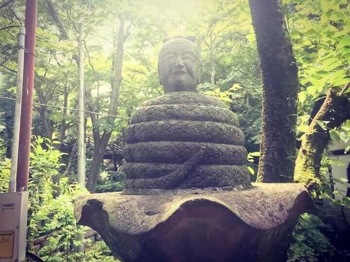 【#2】井の頭池に棲む「ヌシ」の伝説