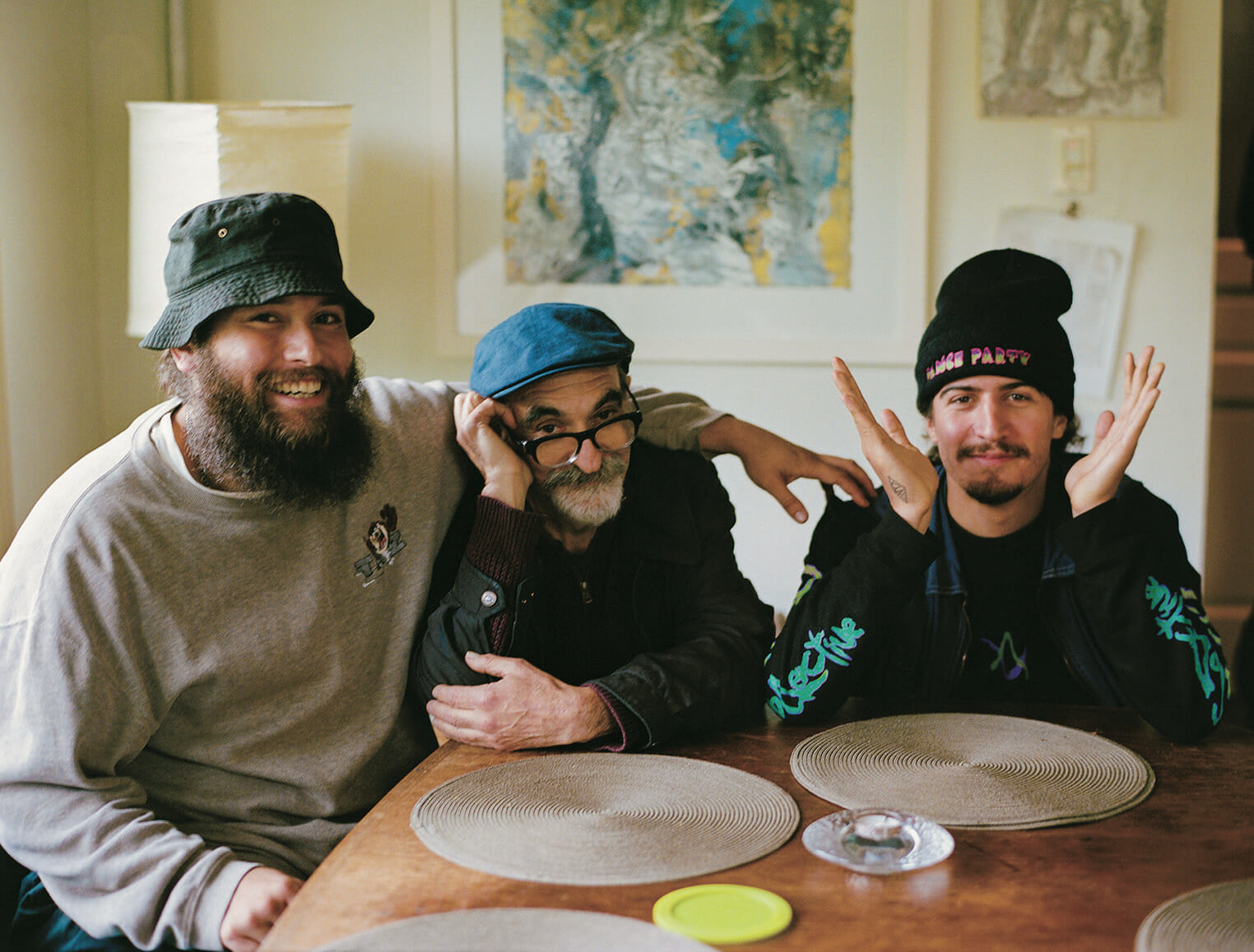 GOOD MUSIC #4/Nick Hakim,ONYX Collective,and Roy Nathanson – from New York –