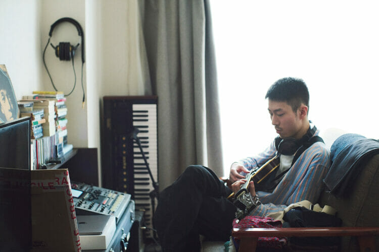 GOOD MUSIC #3/Wool & The Pants – from Tokyo –