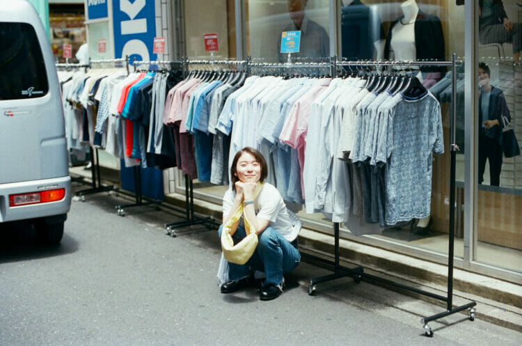 "Girl in the City ""supplement""/松岡茉優"
