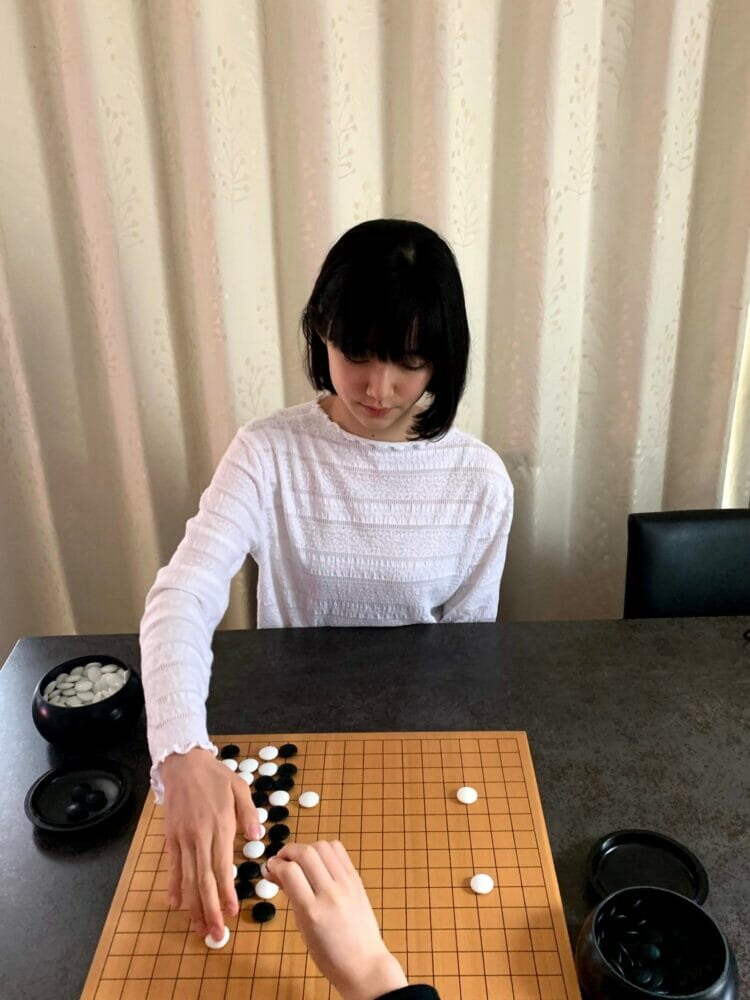 【#4】私が思う囲碁の魅力。