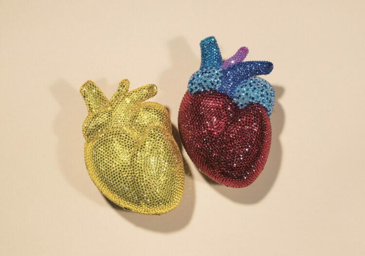 グッチの心臓。