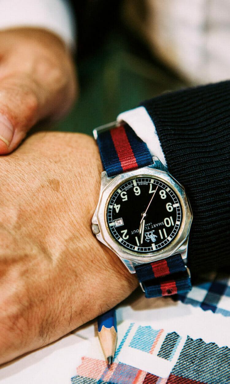 実際のところ、みんなは何の時計を着けているんだろう?
