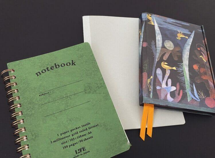 【#3】日記を書いています。